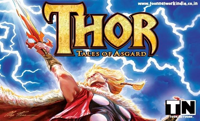 Thor: Tales of Asgard HINDI Full Movie [HD] (2011)